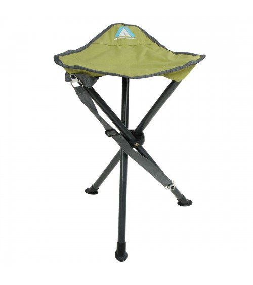 TRIPOD  STOOL  FOR  GOLD  PANNING