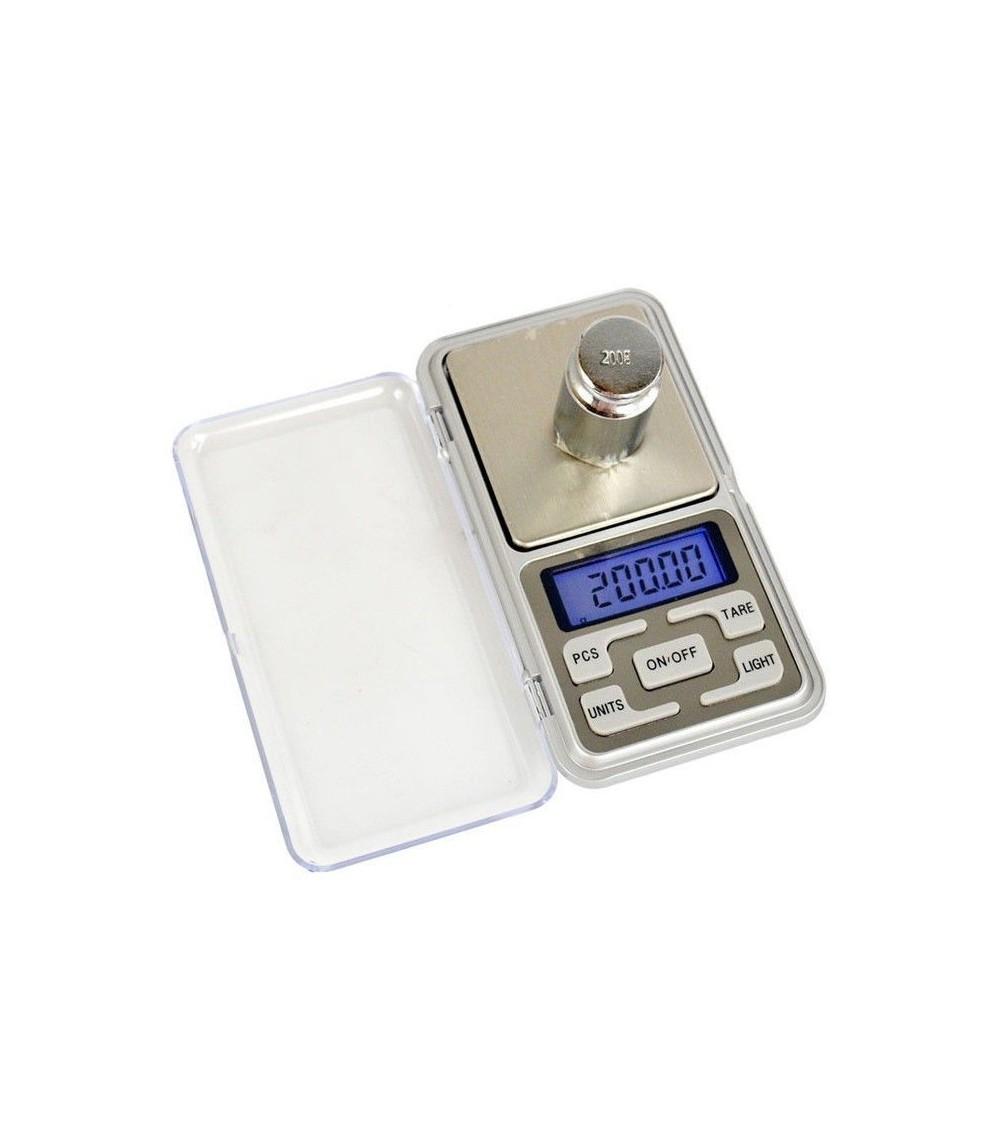 Balance de poche numérique 200Gr. 0,01Gr.