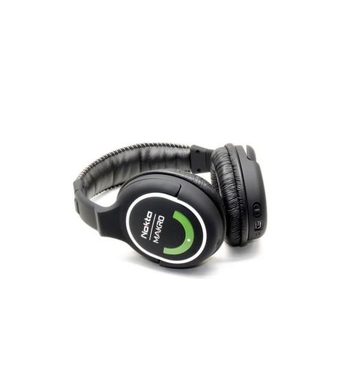 Nokta Makro-casque sans fil 2,4 GHz (édition verte)
