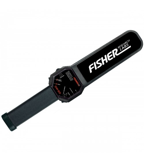 Fisher CW-20 Hand Held Security Metal Detector