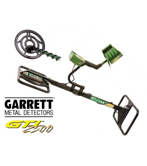 Garrett GTI 2500 Standard + TOS