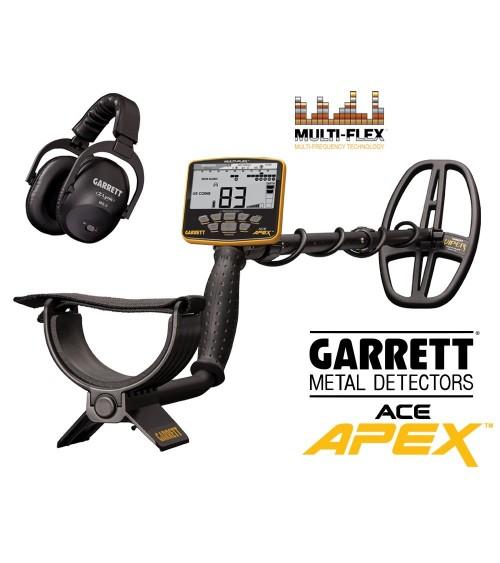 Garrett Ace Apex avec casque Z-Lynk