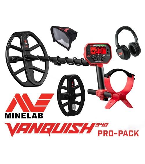 MINELAB VANQUISH 540 Pro-Pack