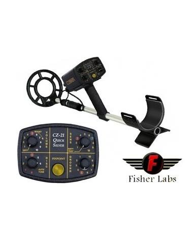 Fisher CZ-21 Quicksilver