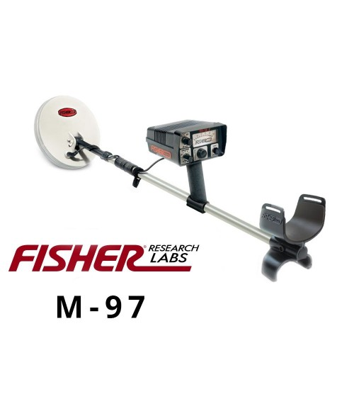 Fisher M-97 Metal Detector