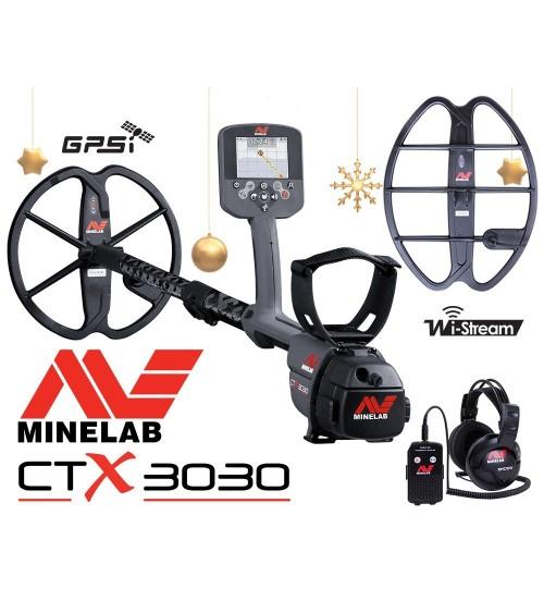 MINELAB CTX 3030 + Disque de 42 cm gratuit