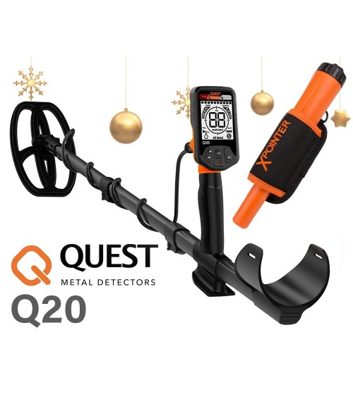 Quest Q20  avec  XPOINTER
