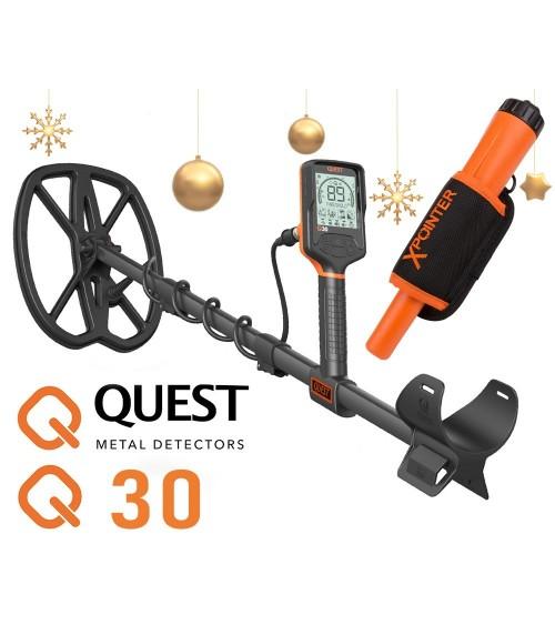 QUEST Q 30  AVEC  XPOINTER
