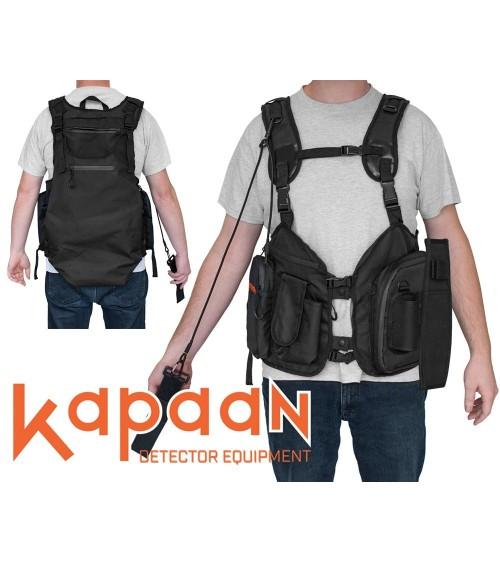 Harnais pour détecteur de métaux multifonctions Kapaan