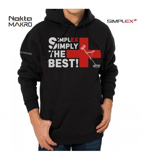Sweat à capuche Nokta Makro Simplex +