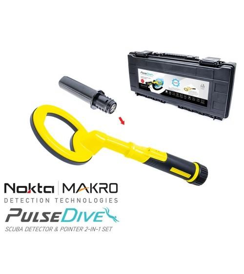 Nokta Makro PulseDive Scuba 2 en 1