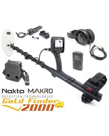 Nokta Makro Gold Finder 2000