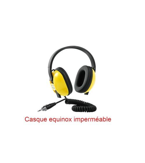 CASQUE ETANCHE MINELAB - EQUINOX