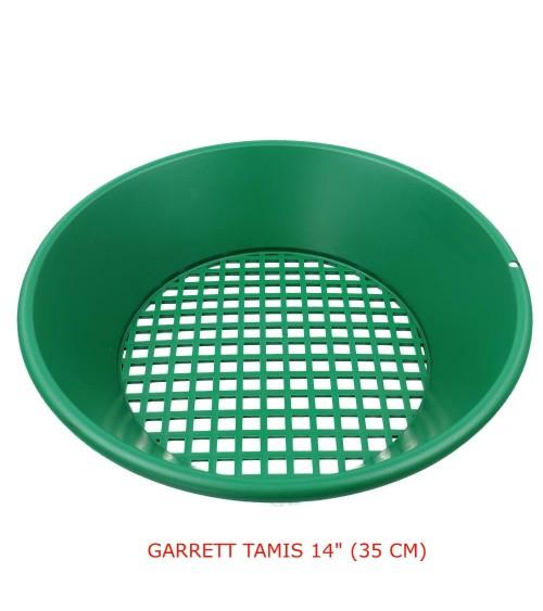 """GARRETT Tamis 14"""" (35 cm)"""