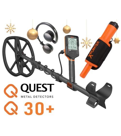 QUEST Q 30 +  AVEC   XPOINTER