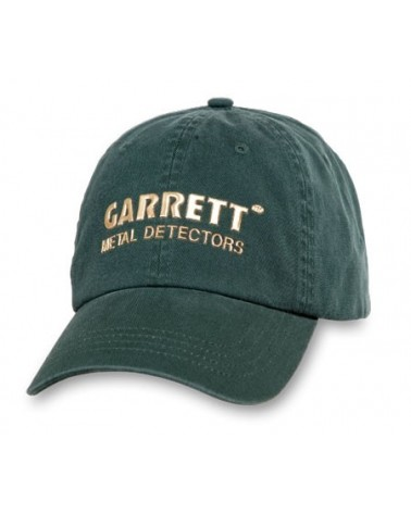 CASQUETTE  Garrett Metal Detectors - Logo métallique