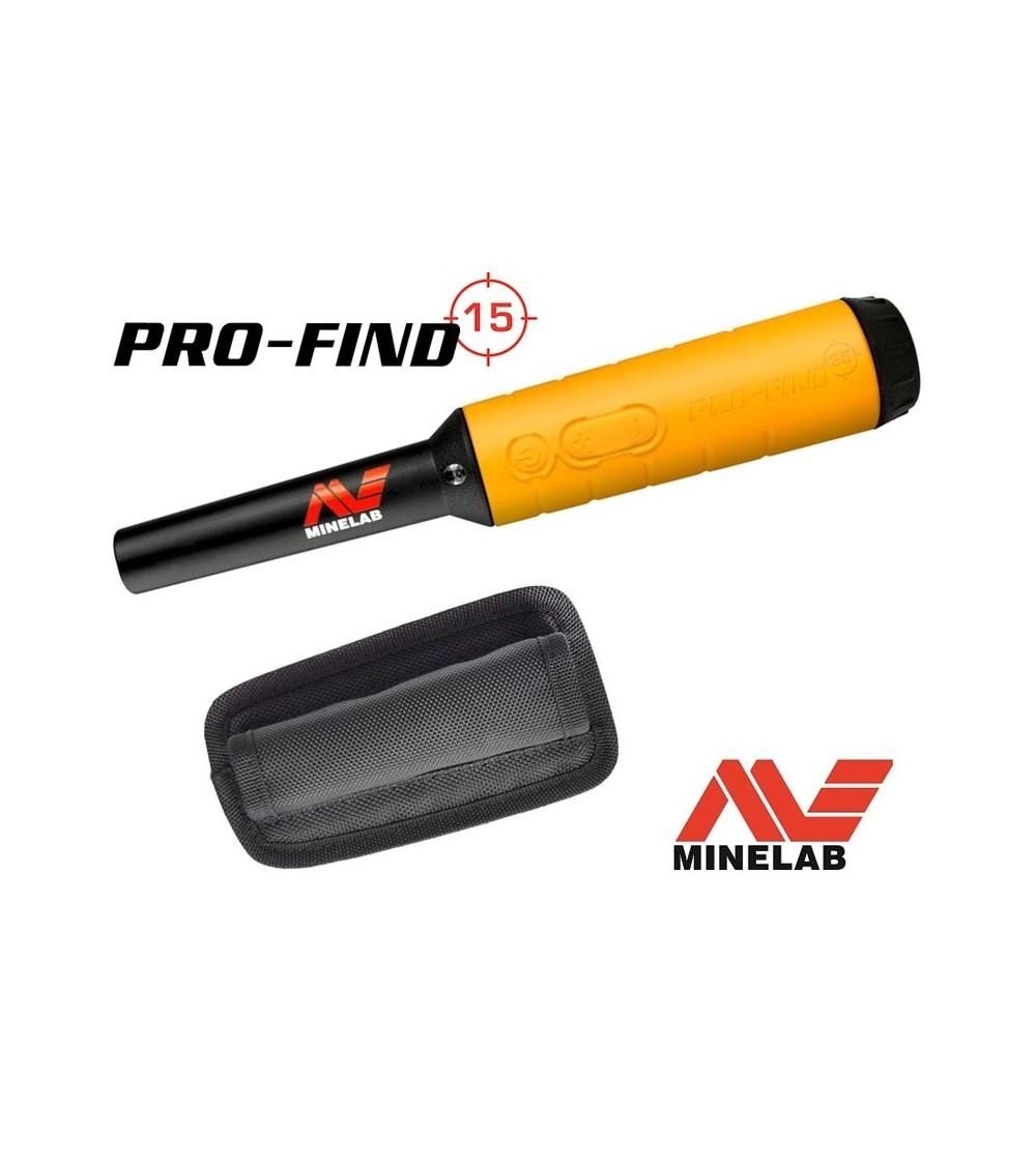 Minelab Pinpointer PRO-FIND 15
