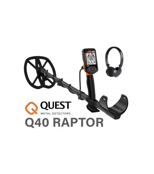 Quest Q40 disque RAPTOR