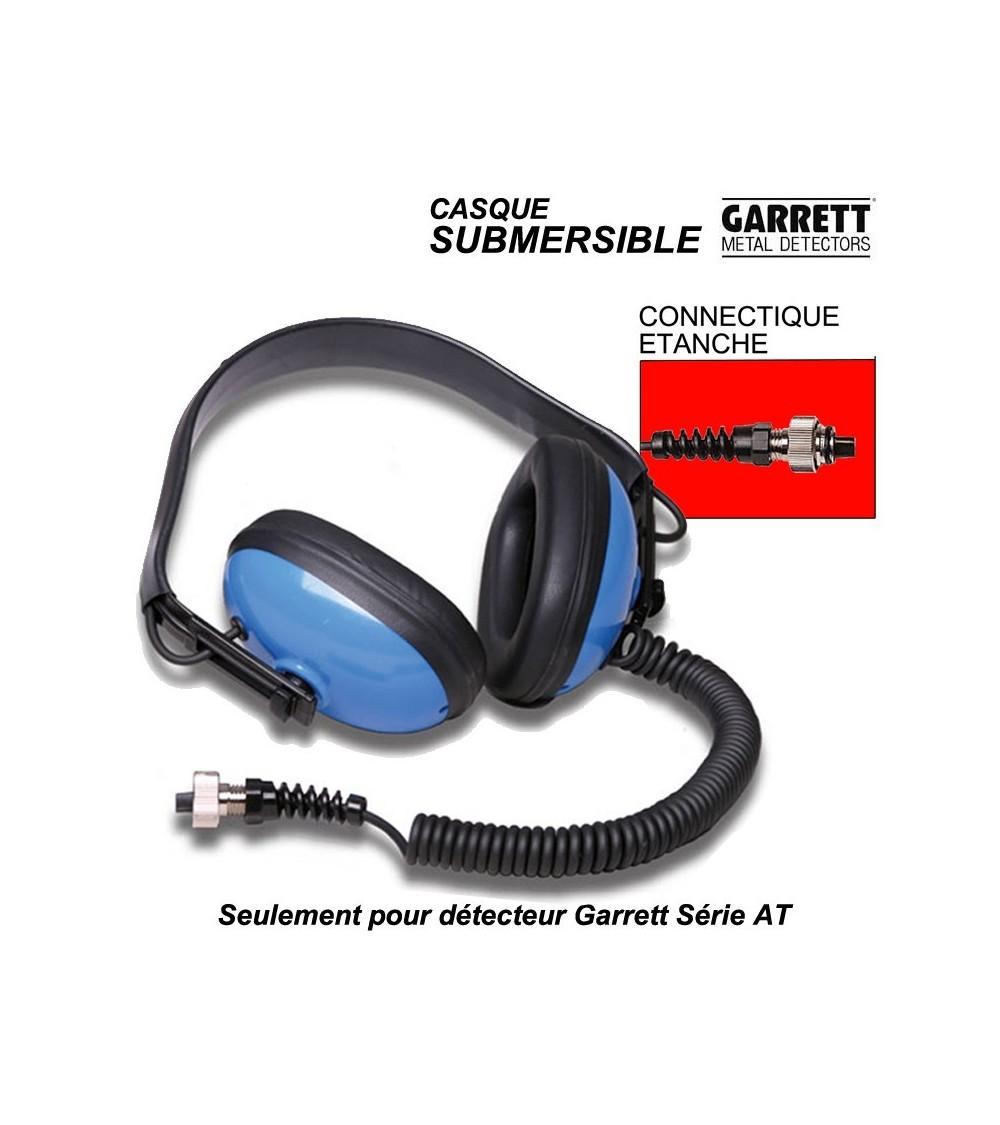 Casque Garrett® submersible