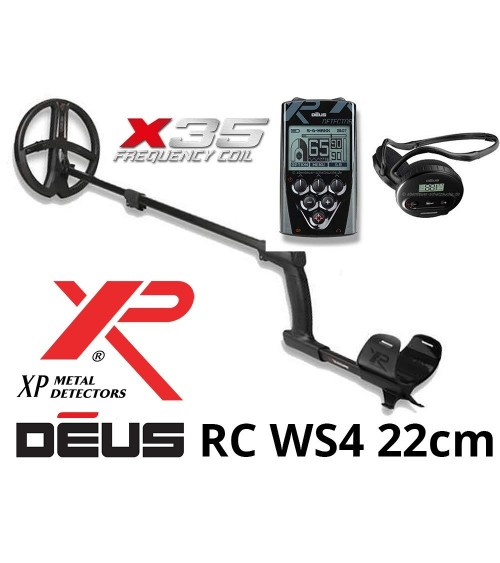 XP  Deus   RC WS 5
