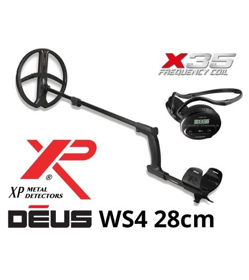 XP DEUS LITE  28 CM X 35