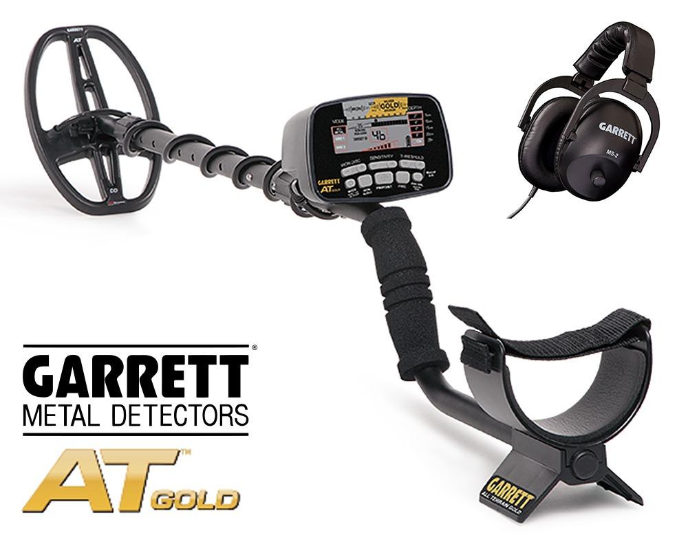 Détecteur d'or Garrett AT GOLD
