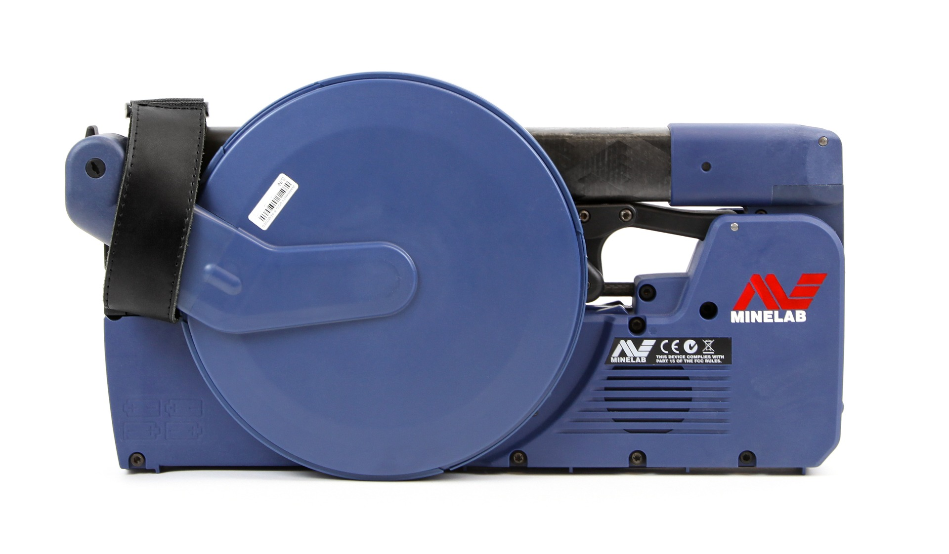 Le détecteur d'or Minelab SDC 2300