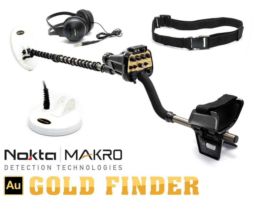 Nokta |  Détecteur de métaux Macro AU Gold Finder