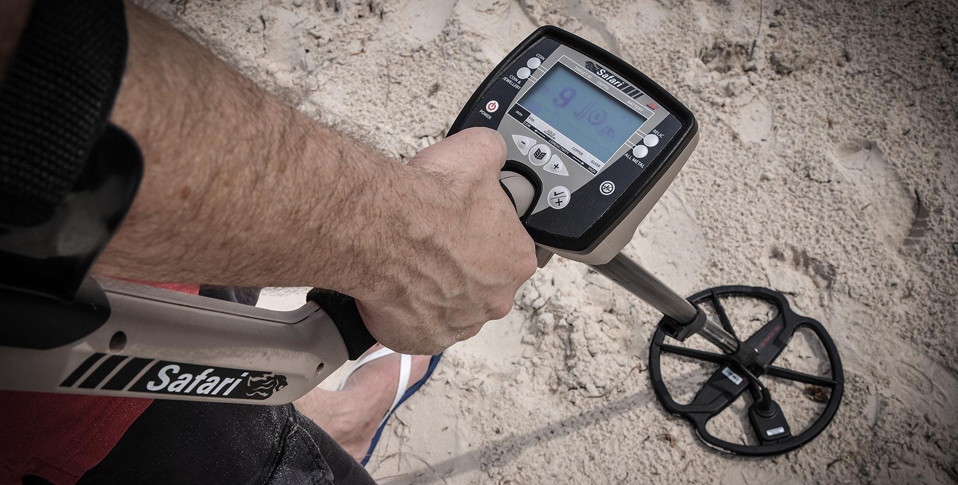 Minelab Safari Metal Detector Universale